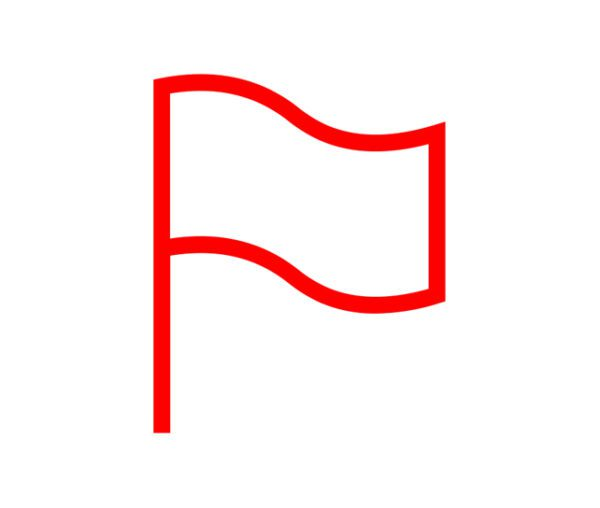 Flag by Karan from the Noun Project